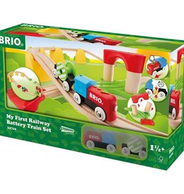 Brio BRIO - My First Railway Battery Set