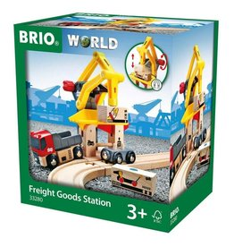 Brio BRIO - Freight Goods Station