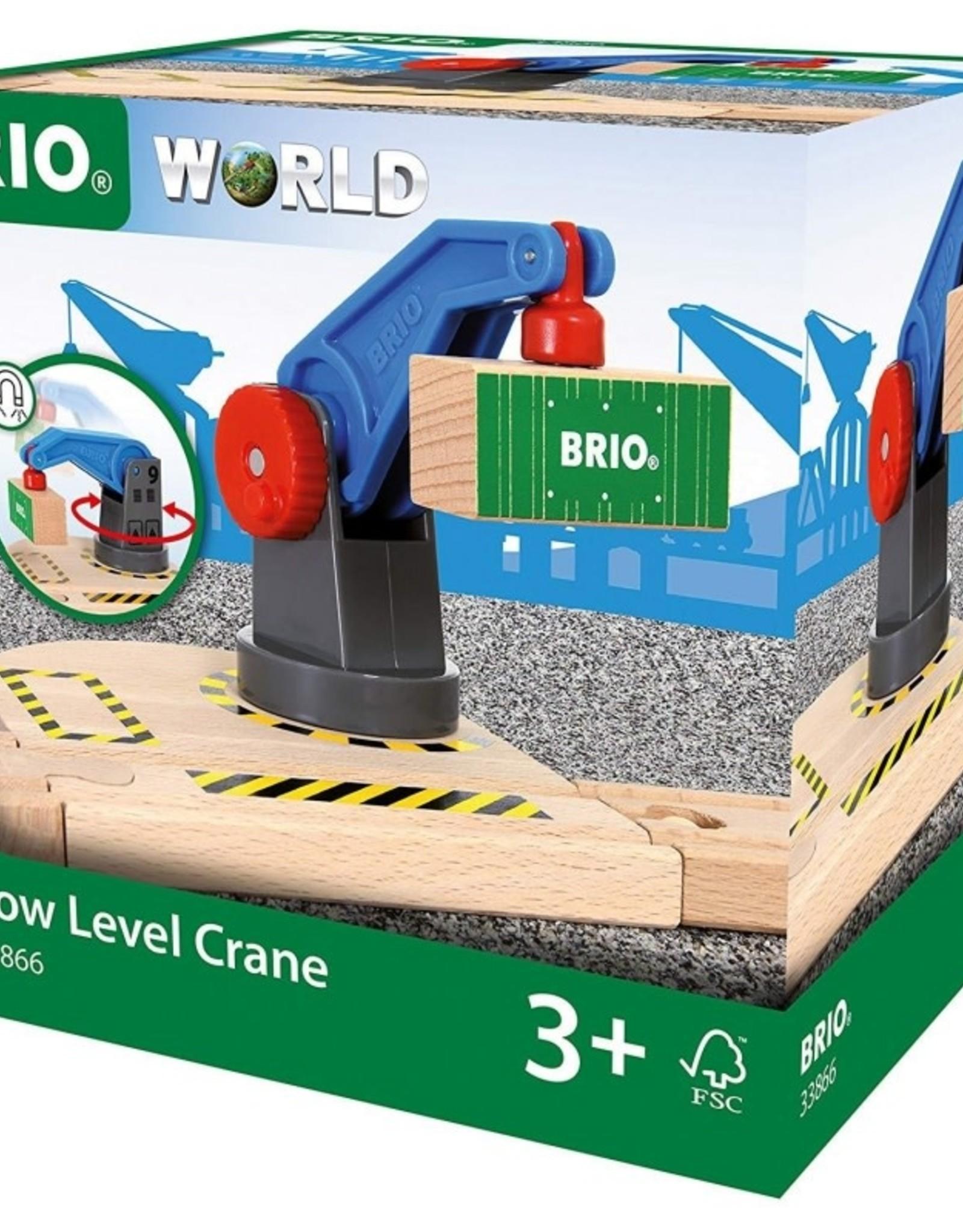 Brio BRIO - Low Level Crane