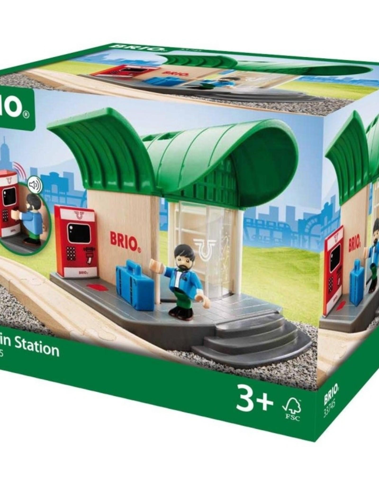 Brio BRIO - Train Station