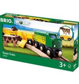 Brio BRIO - Farm Train