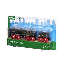 Brio Brio - Speedy Bullet Train