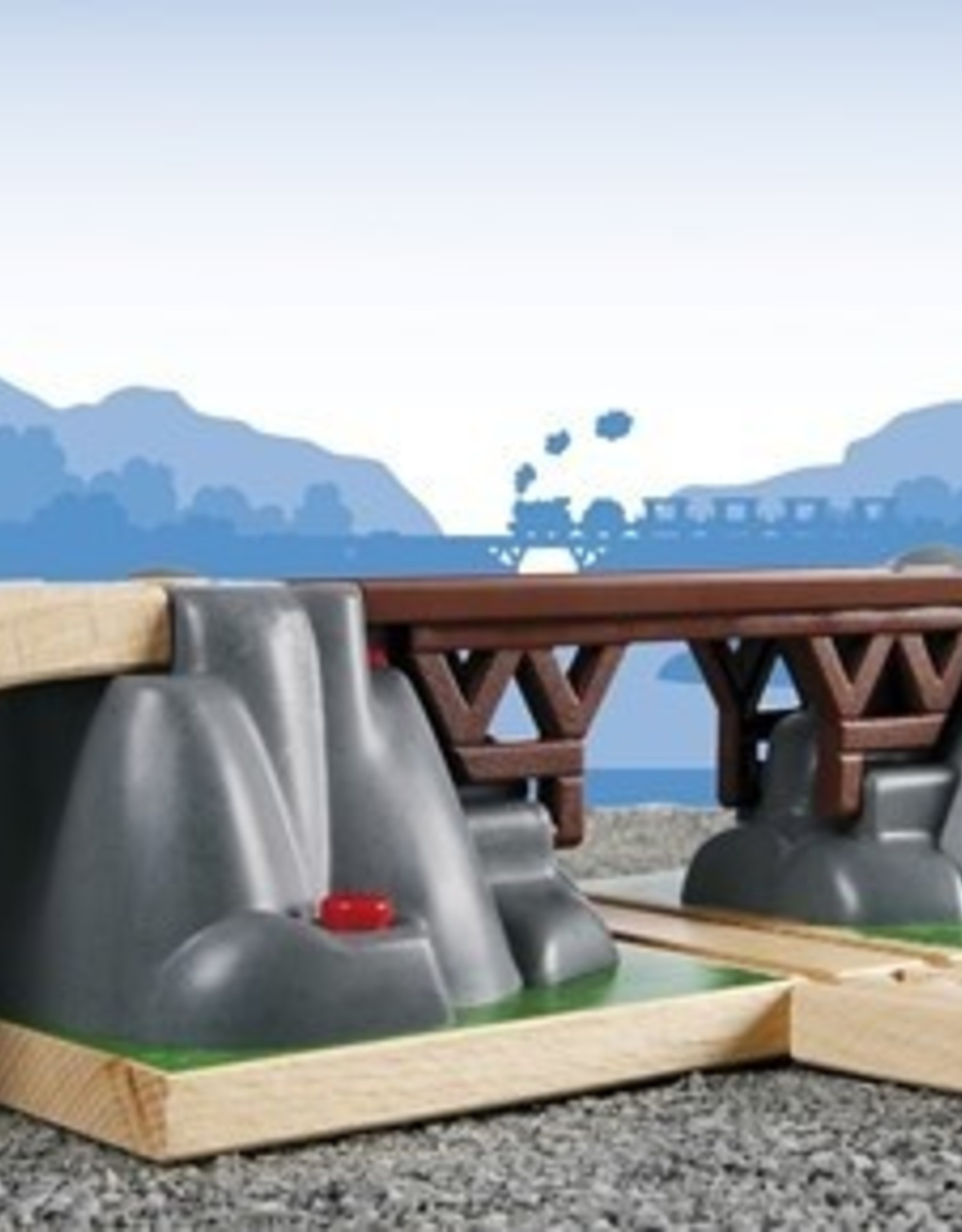 Brio BRIO - Collapsing Bridge