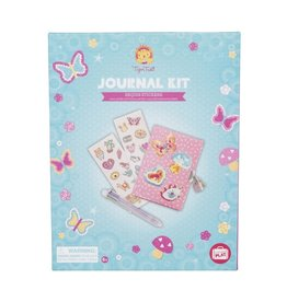 Tiger Tribe Tiger Tribe - Journal Kit Sequins Stickers