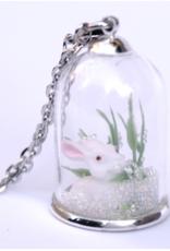 Huckleberry Huckleberry - Make your own Woodland Pendant Rabbit