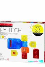 4M Logi Blocks - Spy Tech