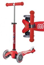 Micro Scooter Mini Micro Deluxe Scooter - Red