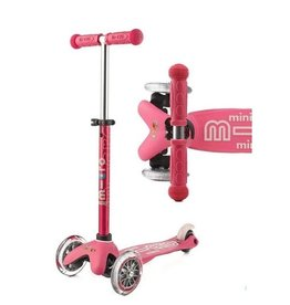 Micro Scooter Mini Micro Deluxe Scooter - Pink