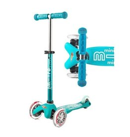 Micro Scooter Mini Micro Deluxe Scooter - Aqua