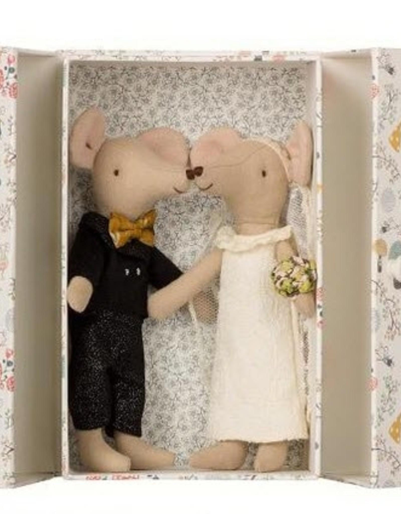 Maileg Maileg - Wedding Mice Couple