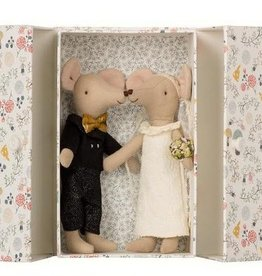 Maileg Maileg - Wedding Mice Couple