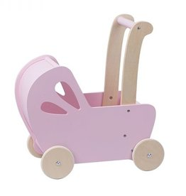 Moover Moover Line Dolls Pram Pink