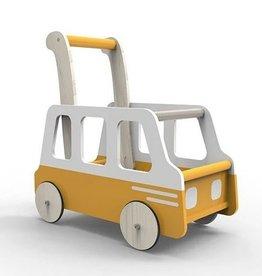 Moover Moover Line Dolls School Bus Yellow