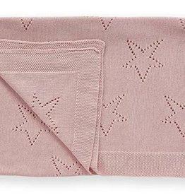 Nana Huchy Nana Huchy - Pointel Baby Blanket Fairyfloss Pink