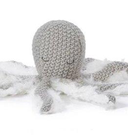 Nana Huchy Nana Huchy - Ollie Octopus Rattle Grey