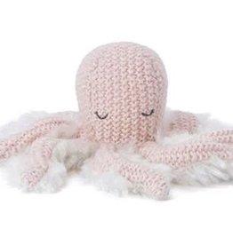 Nana Huchy Nana Huchy - Ollie Octopus Rattle Pink