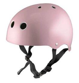 Kiddimoto Helmet Kiddimoto Helmet - Metallic Pink Medium