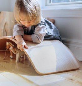Kinderfeets Kinderfeets - Kinderboard Whitewash