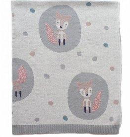 Indus Design Indus - Foxy Lady Blanket