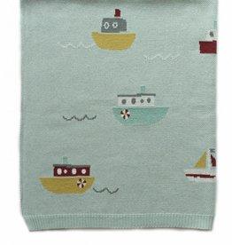 Indus Design Indus - Tugboat Blanket