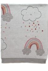 Indus Design Indus - Rainbow Blanket