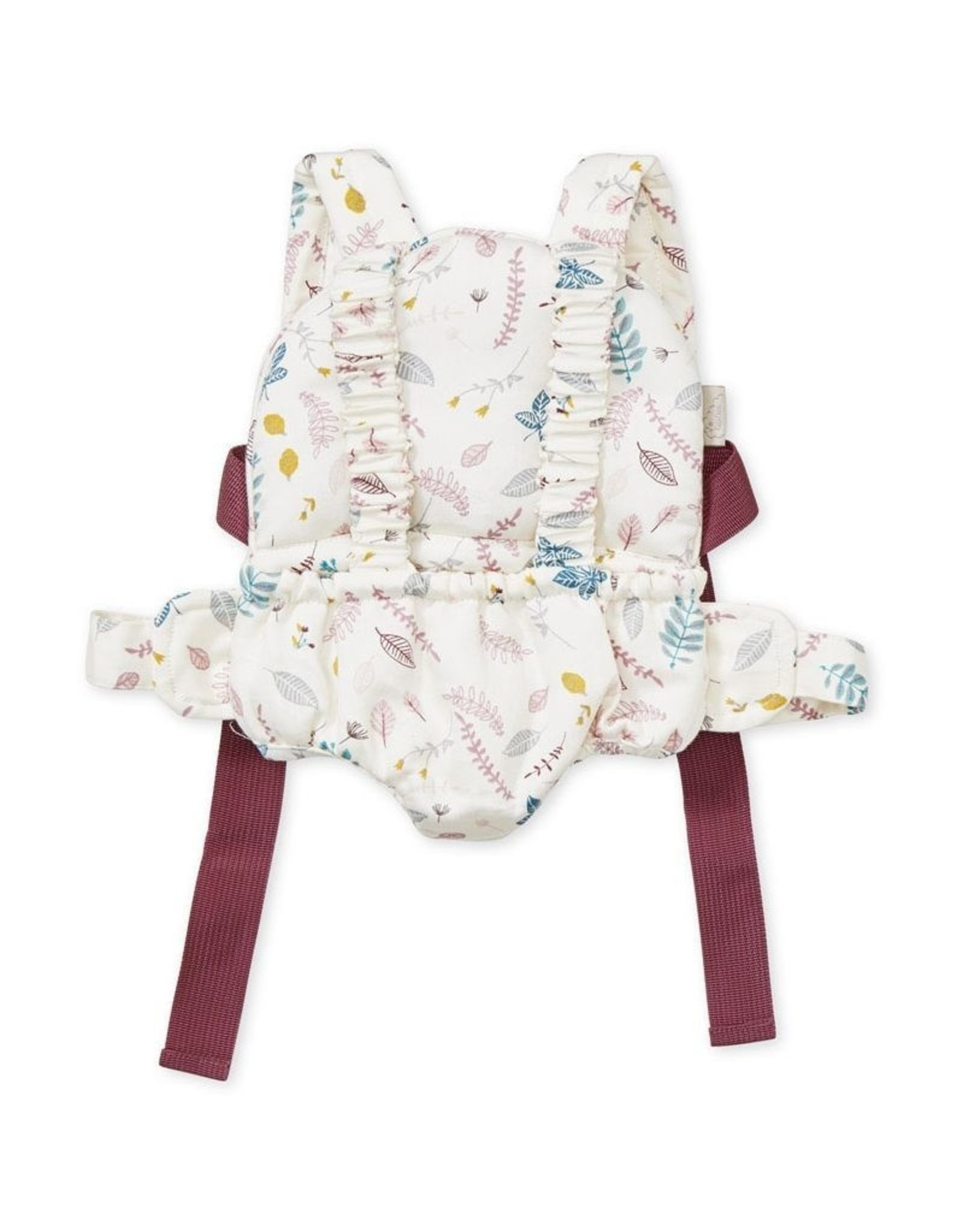 Cam Cam Cam Cam Copenhagen - Doll's Carrier Pressed Leaves Rose