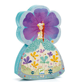 Djeco Djeco - The Princess Of Spring Puzzle 36 pce