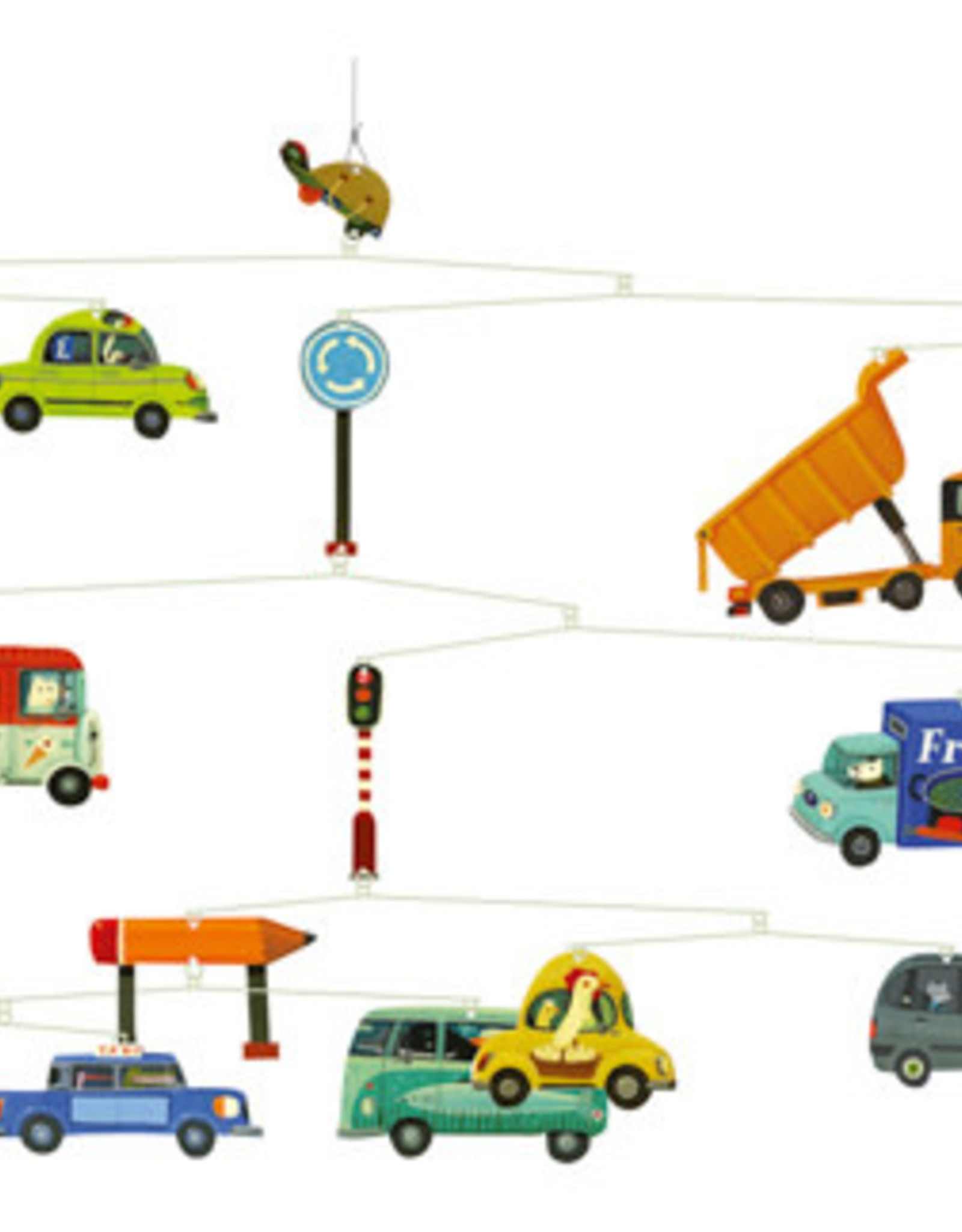 Djeco Djeco - Traffic Mobile