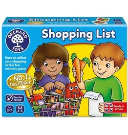 Orchard Toys Orchard Toys - Shopping List Game