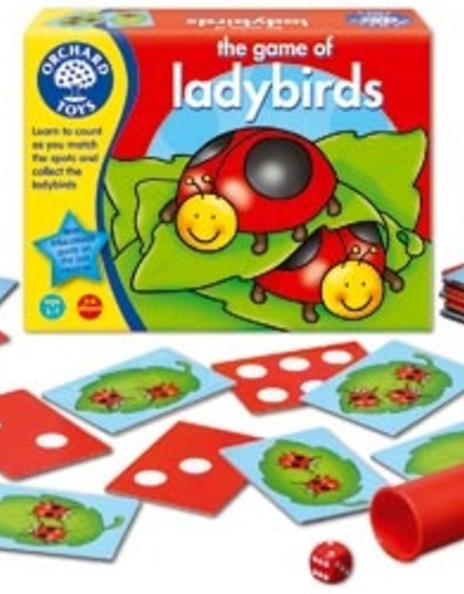 Orchard Toys Orchard toys - Game of Ladybirds