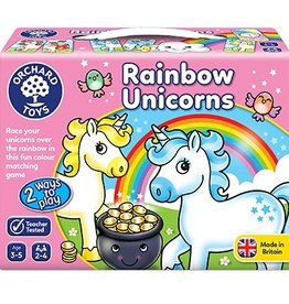Orchard Toys Orchard Toys - Rainbow Unicorns