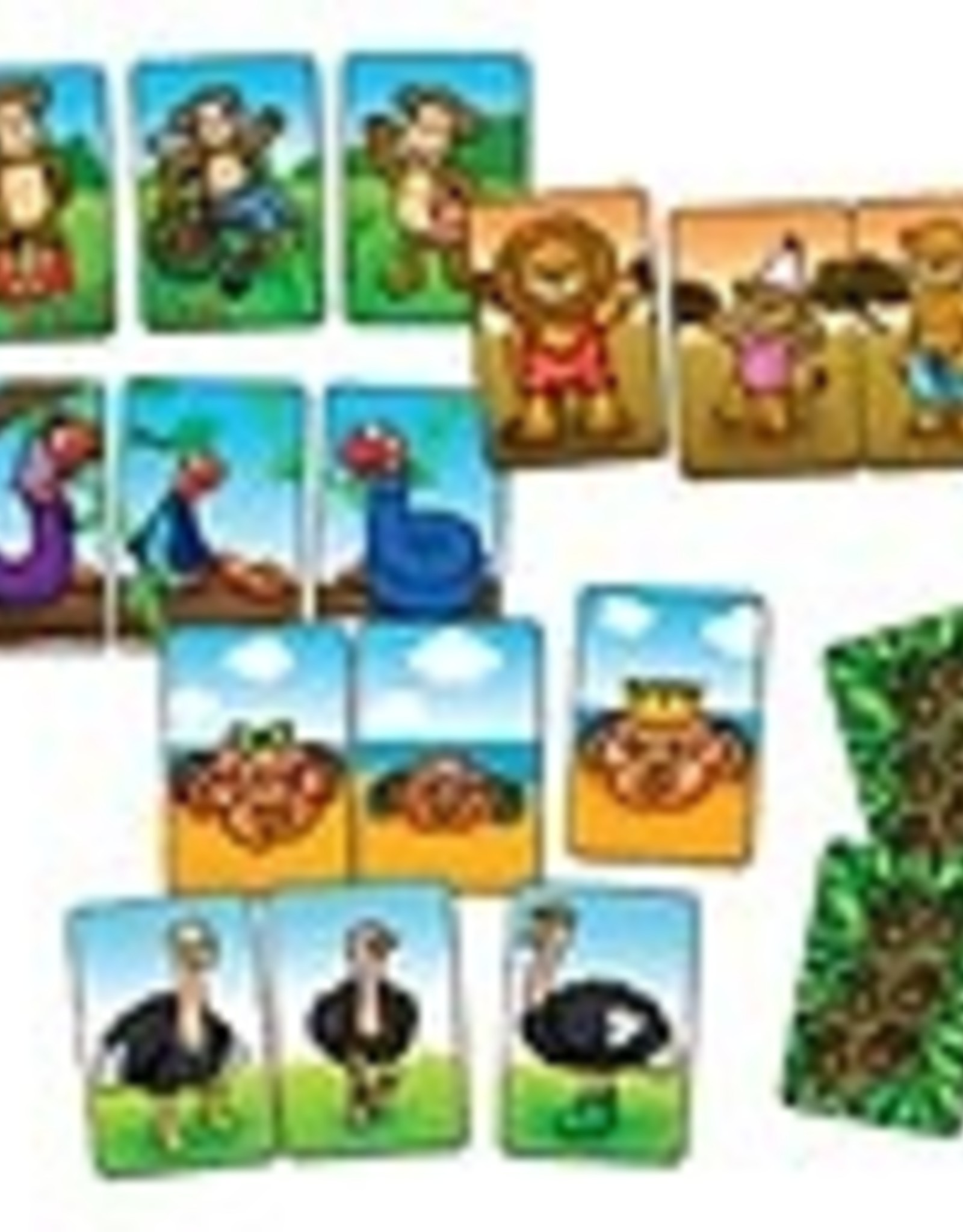 Orchard Toys Orchard Toys - Mini Games Animal Families