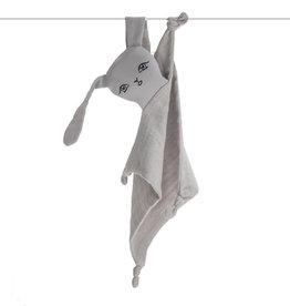 Burrow & Be Burrow & Be - Muslin Bunny Comforter Grey