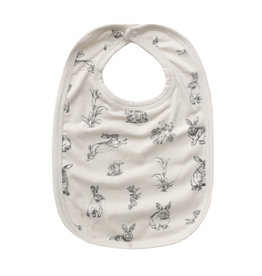 Burrow & Be Burrow & Be - Almond Burrowers Bib