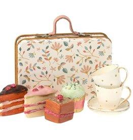 Maileg Maileg - Cake Set In Suitcase