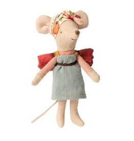 Maileg Maileg - Hiker Mouse Big Sister (New)