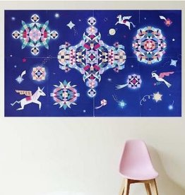 Poppik Poppik Sticker Poster - Constellation