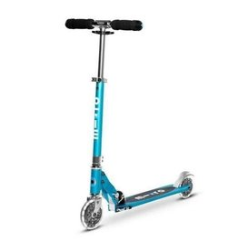 Micro Scooter Micro Sprite LED Scooter - Ocean Blue