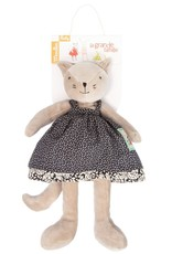 Moulin Roty Moulin Roty - Tiny Agathe The Cat 20cm