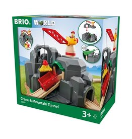 Brio BRIO - Crane Mountain And Tunnel