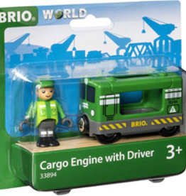Brio Brio - Cargo Engine With Driver