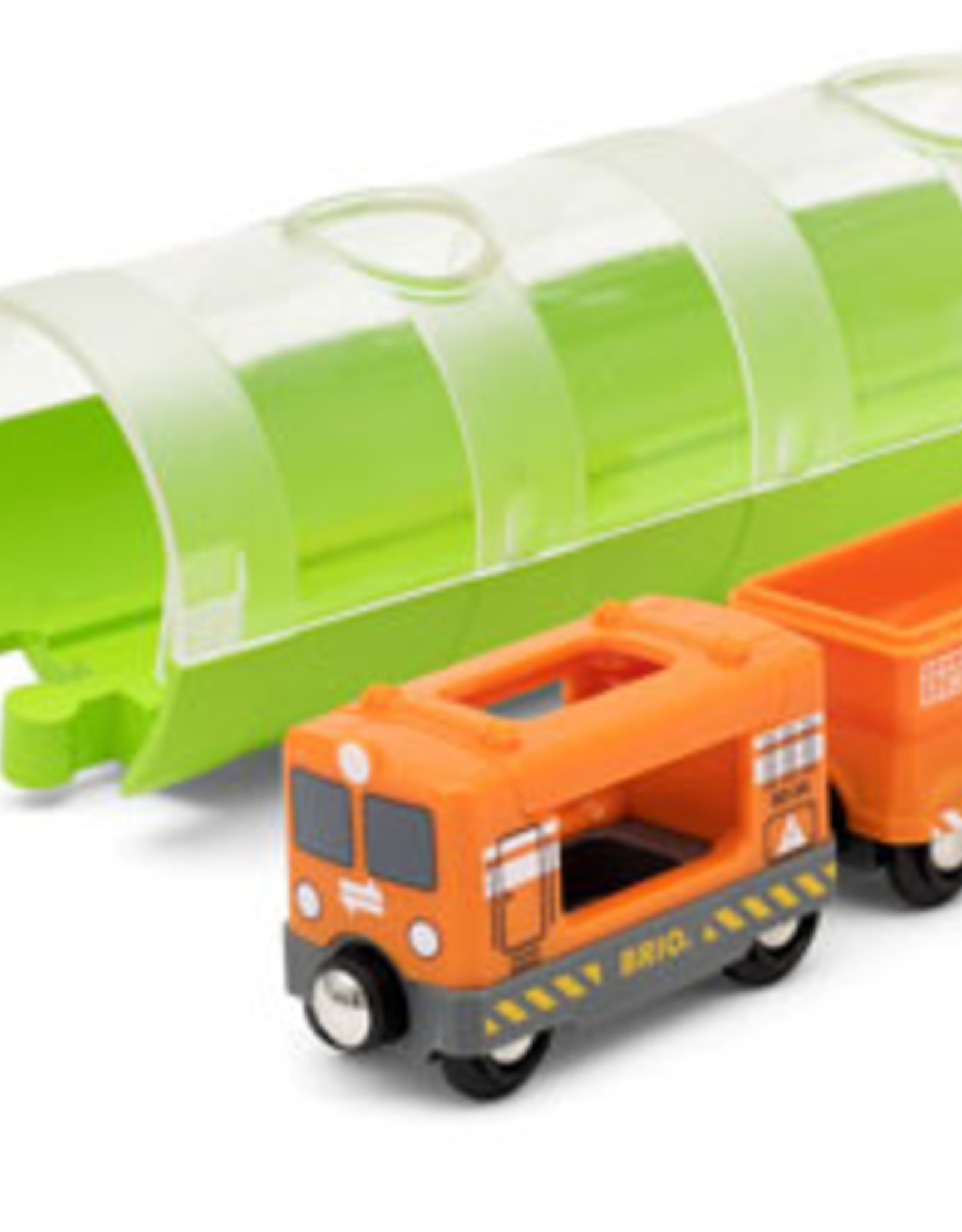 Brio Brio - Cargo Train & Tunnel