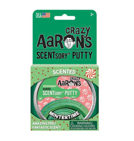 Crazy Aarons SCENTsory Putty - Mintertime