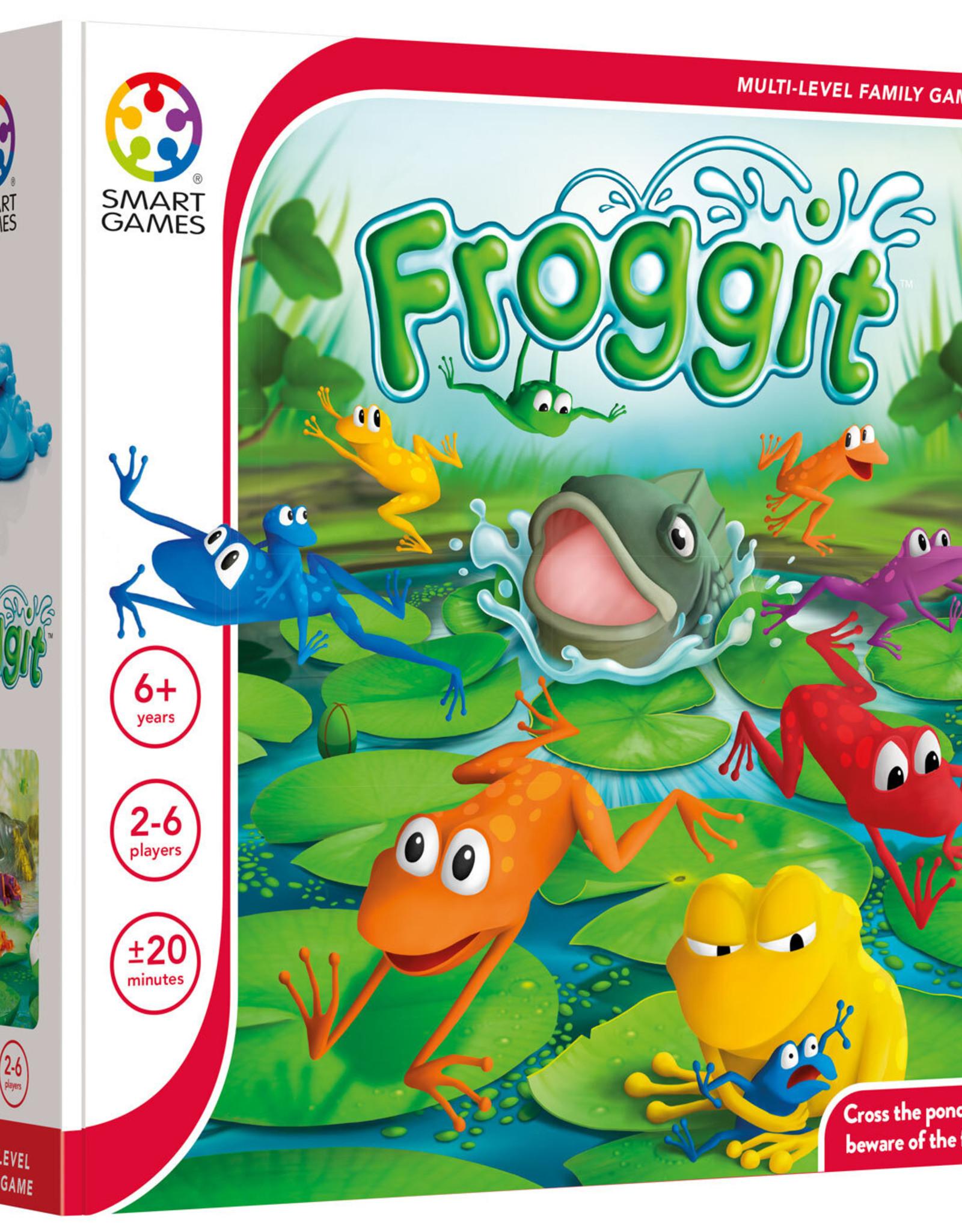 Smart Games Froggit