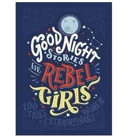 Goodnight Stories For Rebel Girls