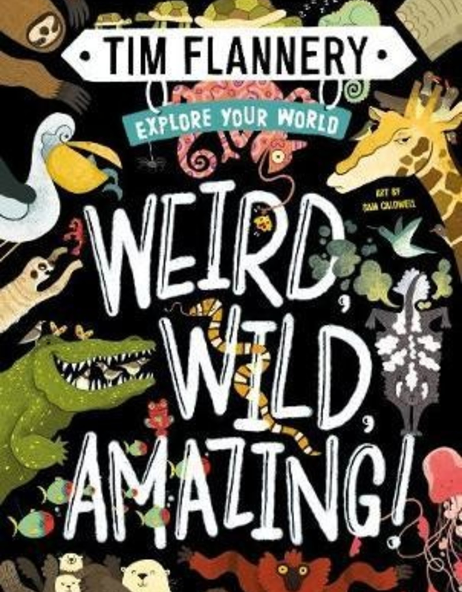 Explore Your World: Weird, Wild, Amazing - Tim Flannery