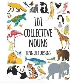 101 Collective Nouns (Soft Cover) - Jennifer Cossins