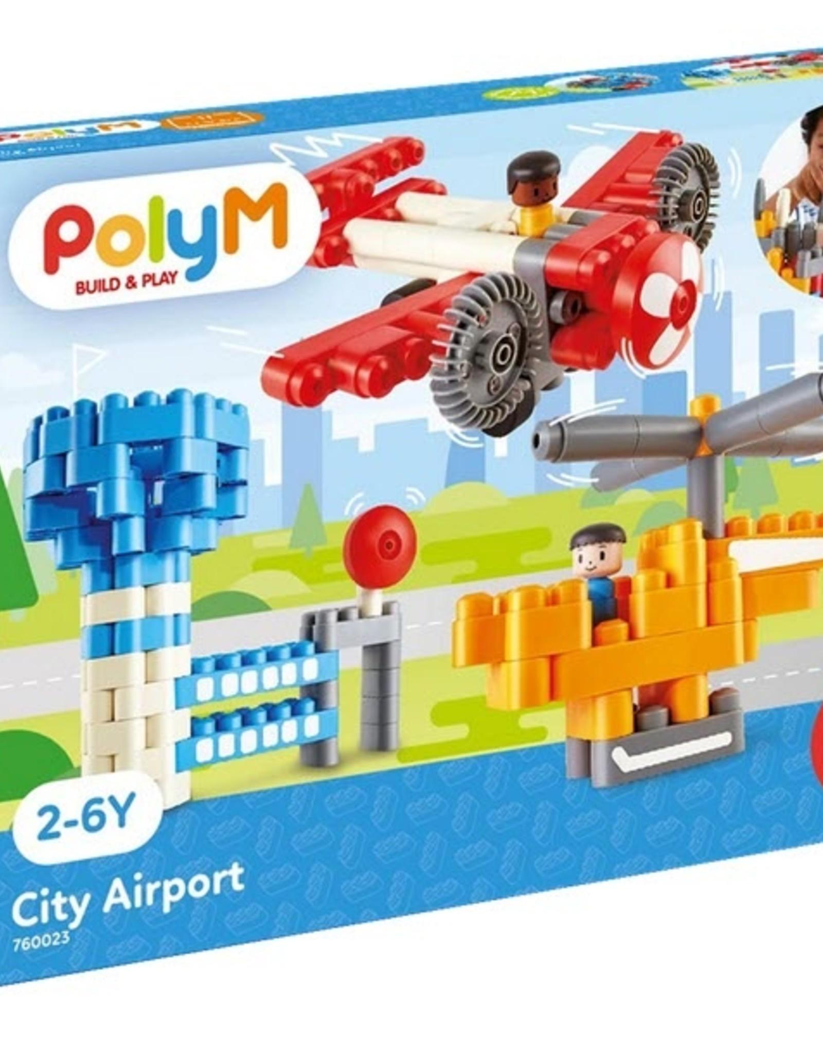 PolyM PolyM - City Airport