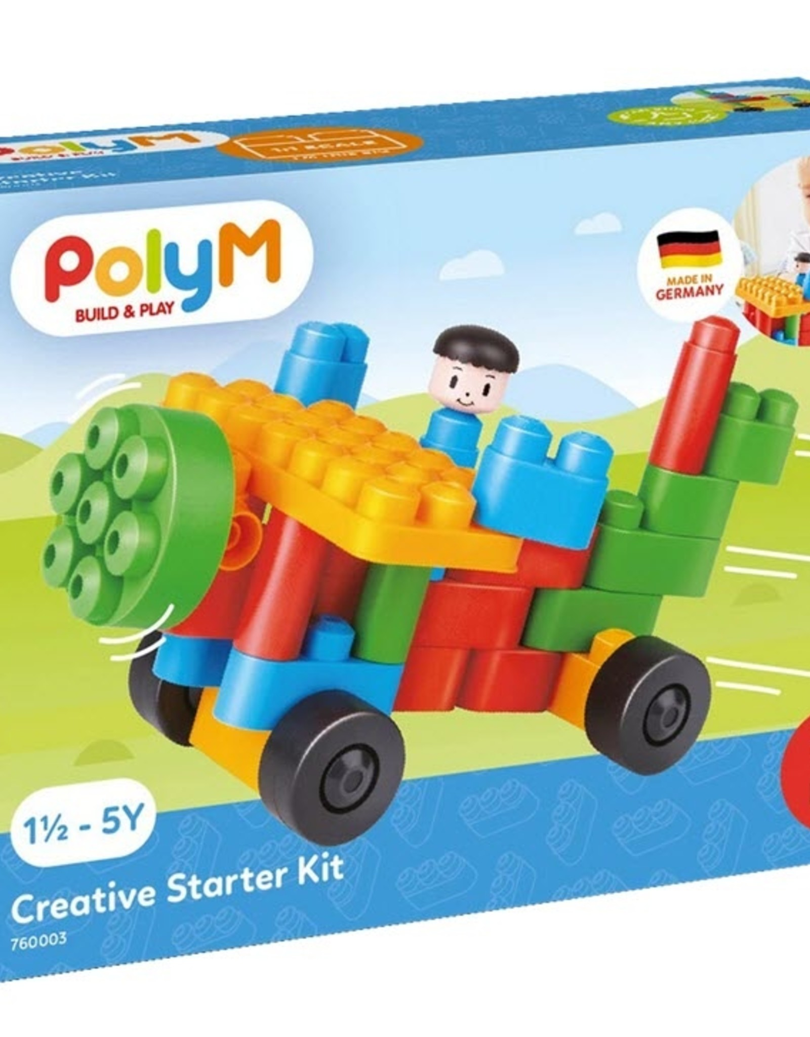 PolyM PolyM - Creative Starter Kit