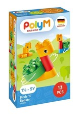 PolyM PolyM- Birds n Beasts